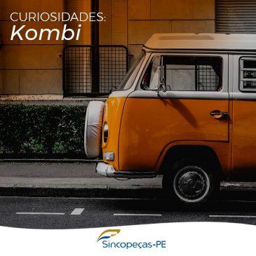 Curiosidade sobre a Kombi
