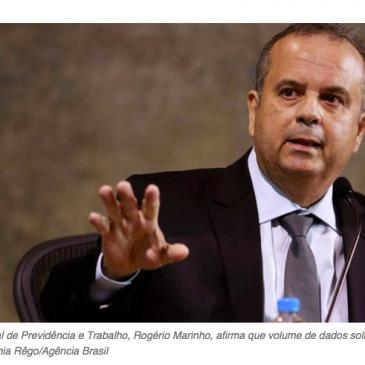 Secretário da Previdência anuncia fim do eSocial e troca por sistema mais enxuto
