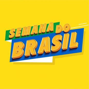 Começou a Semana do Brasil