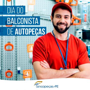 Dia do Balconista de Autopeças
