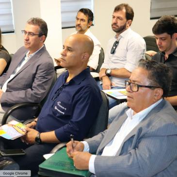 Evento discute parceria com BNB e projeto de energia solar