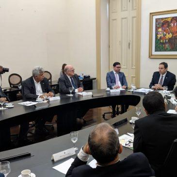 Sincopeças-PE marca presença em reunião com governador Paulo Câmara