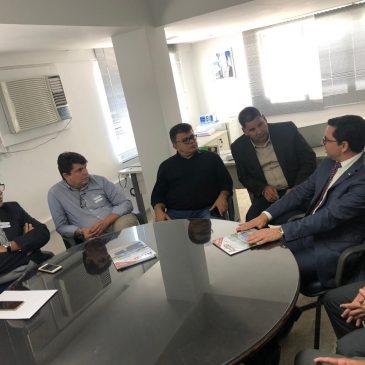 Reunião da Sefaz discute MVA e impactos na cadeia geradora de emprego e renda no segmento de duas e quatro rodas